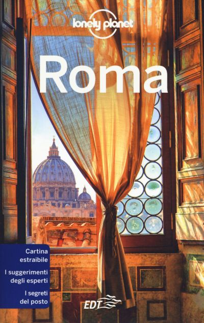 Guida Lonely Planet di Roma