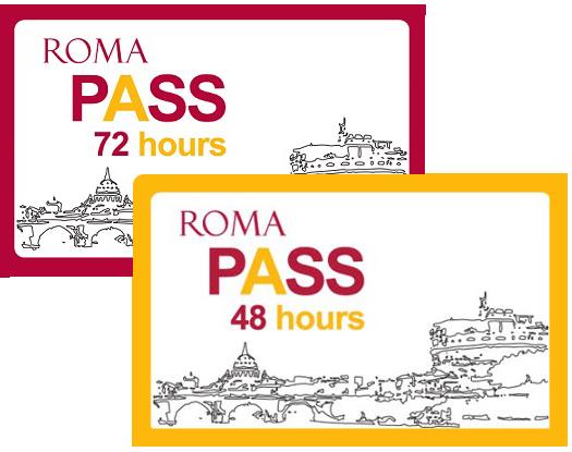 Roma Pass 48 e 72 hours